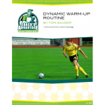 Free Soccer eBook: Dynamic Warm Up Routine
