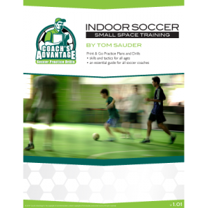 Indoor Soccer Ebook cover