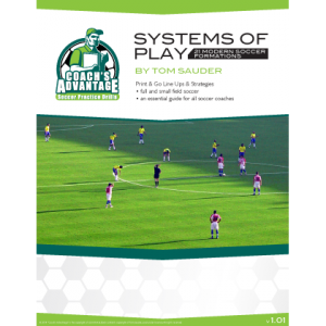 Systems of Play - 21 modern soccer formations