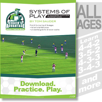 Appropriate Soccer Field Size | Soccer Drills & Practice Plans