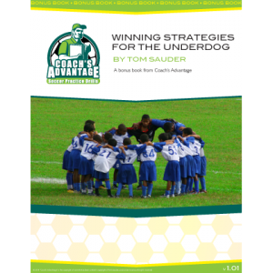 Free Soccer eBook: Winning strategies for the Underdog