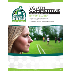 youth competitive soccer ebook cover