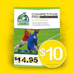 Competitive Pro Soccer Drills for $15