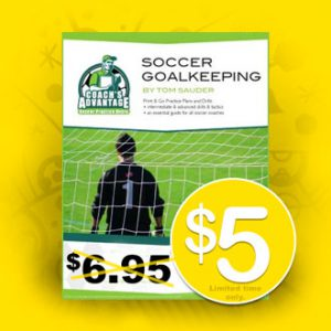 Goalkeeping practice for $5