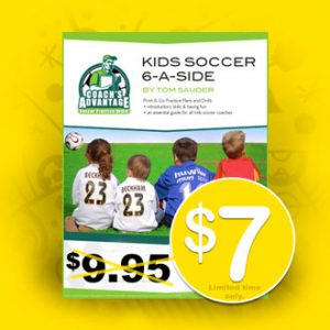 Kid Soccer 6 a side ebook for $7